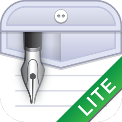 Pocket Letter Lite for letter writing on the go