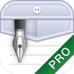 Use Pocket Letter Pro for your letter needs